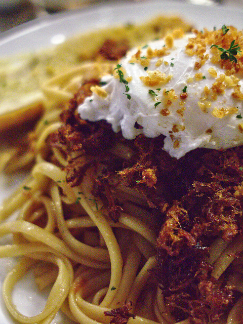 Adobo Spaghetti