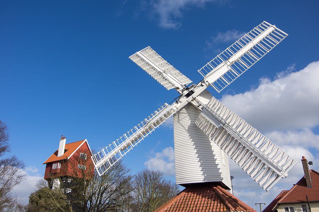 Windmill, Thorpeness, Suffolk