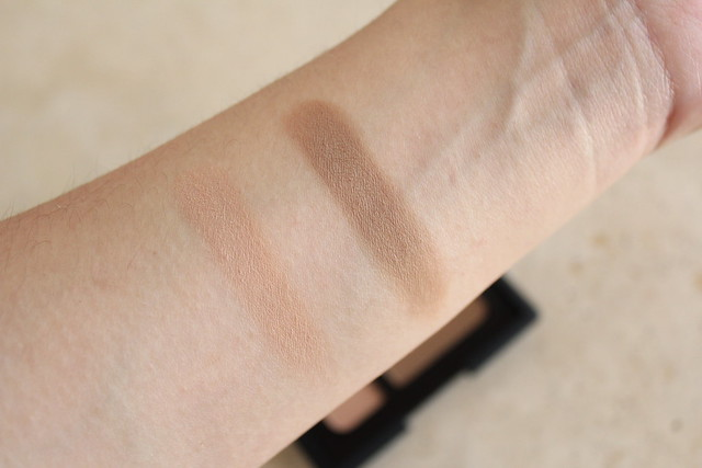 Review and swatch of NARS Contour Blush in Talia