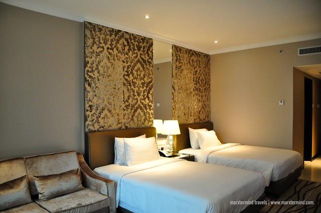 The Spacious Dorsett Room at Dorsett Kuala Lumpur