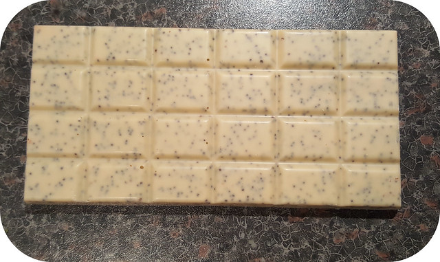 Doisy & Dam Lemon, Poppy Seed & White Chocolate Bar