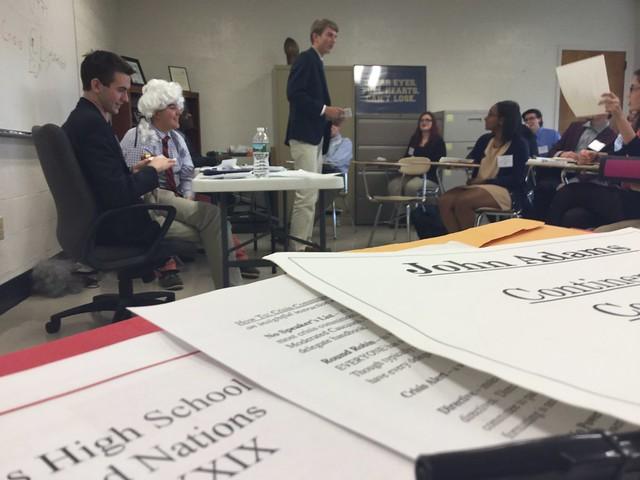 SJ Model UN Conference XXIX