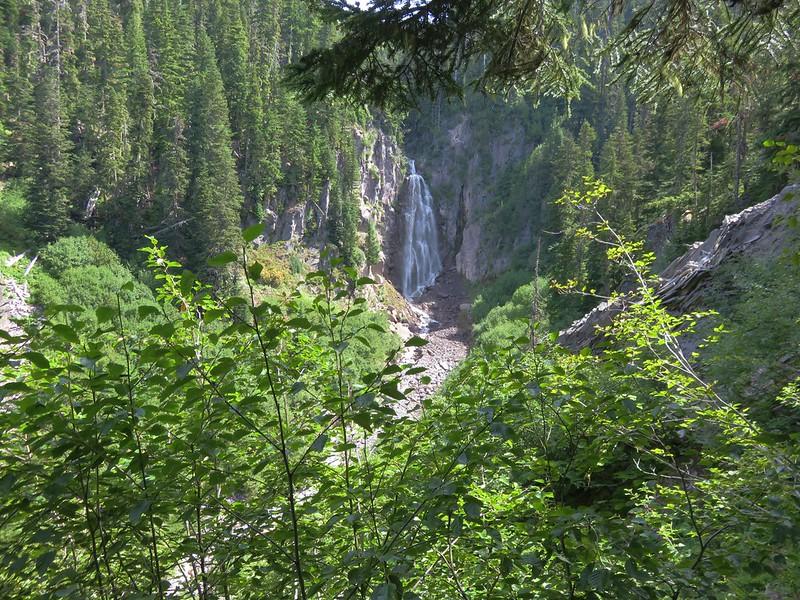 Russell Creek Falls