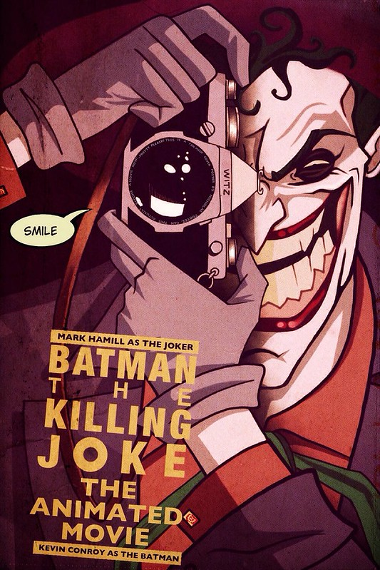 Batman - The Killing Joke - Poster 1