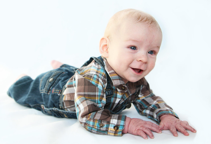 Jonathan is 6 Months Old!