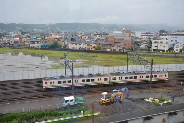 高崎線107系電車