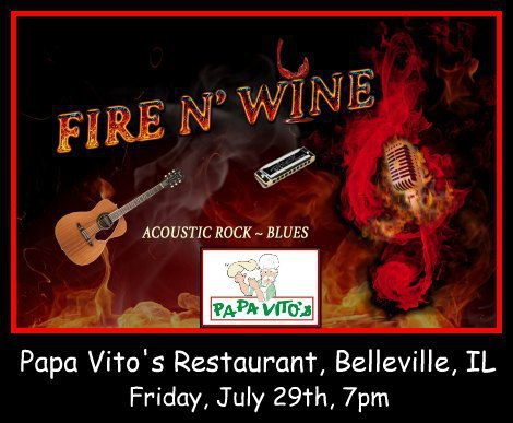 Fire N' Wine 7-29-16