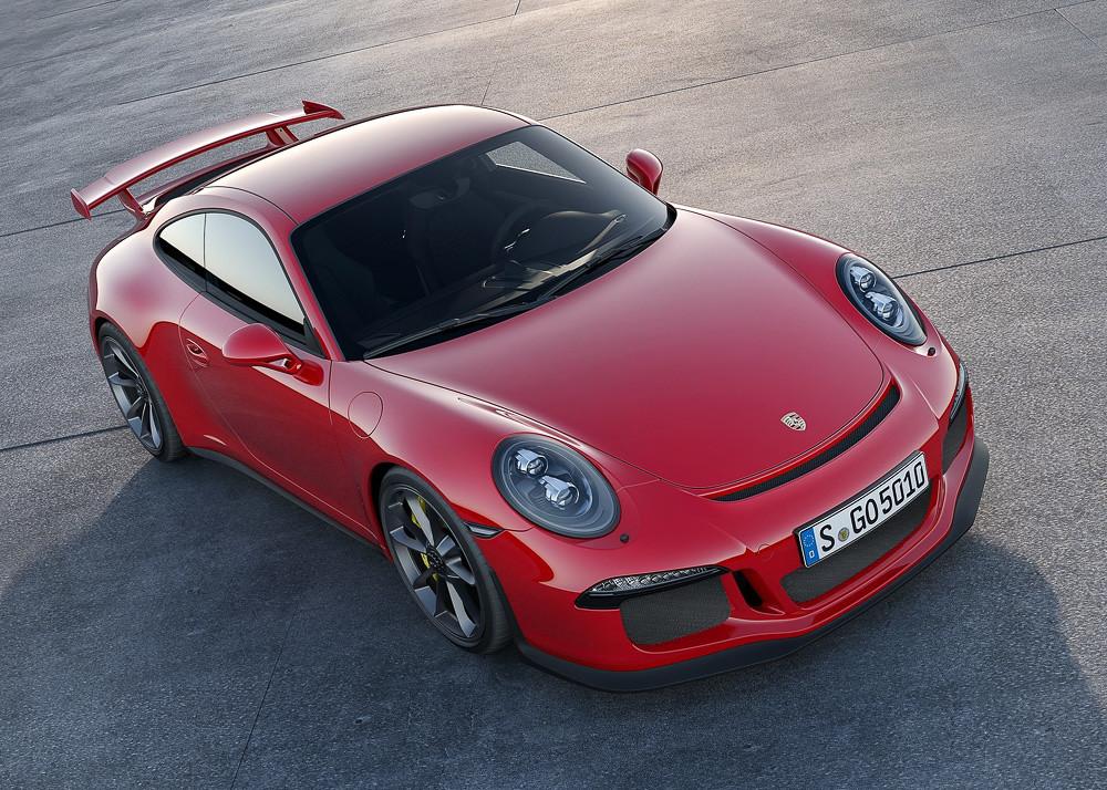 Porsche 911 GT3. 2013 год