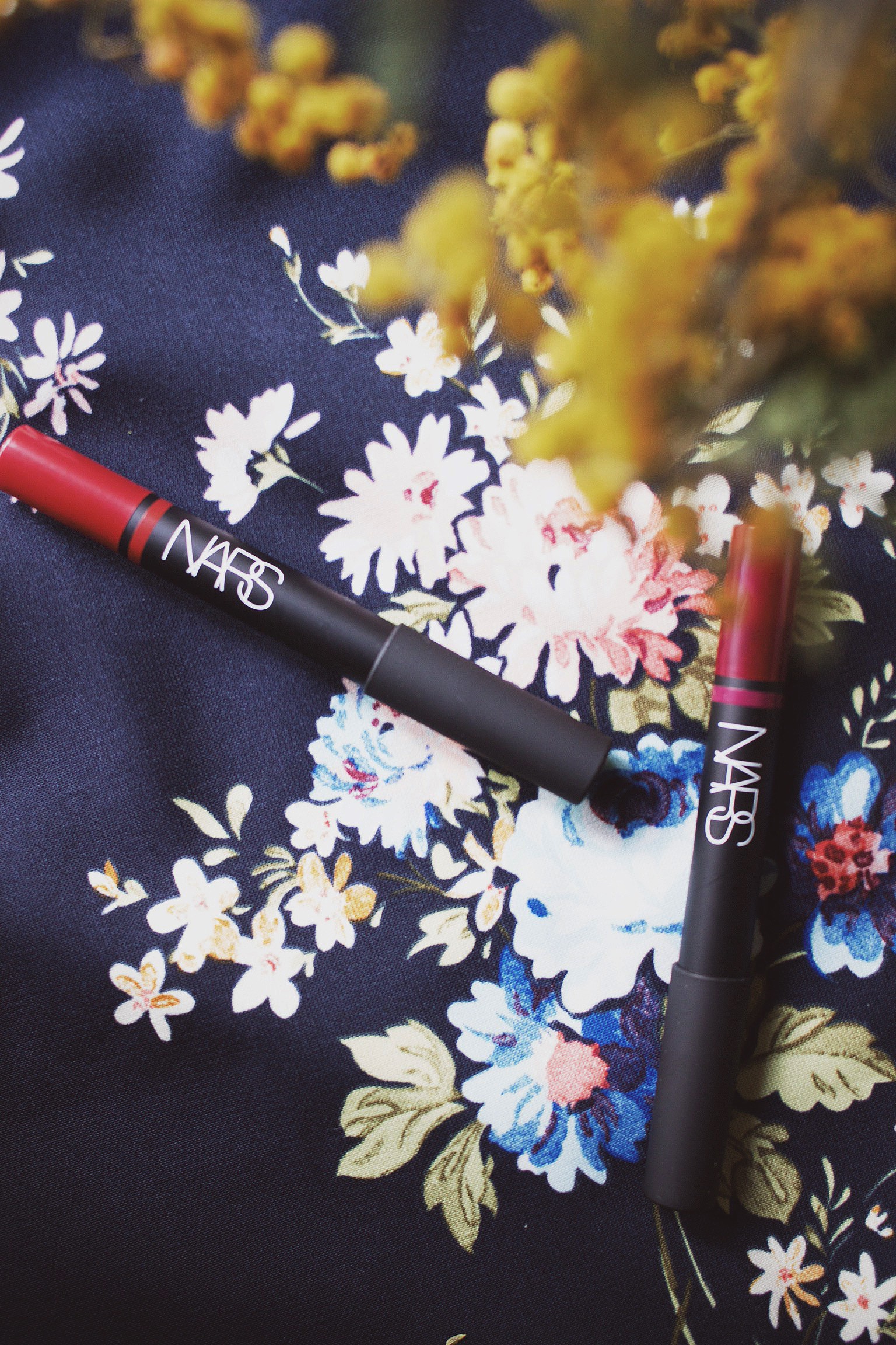 Topshop Nars 6 Bramble and Thorn