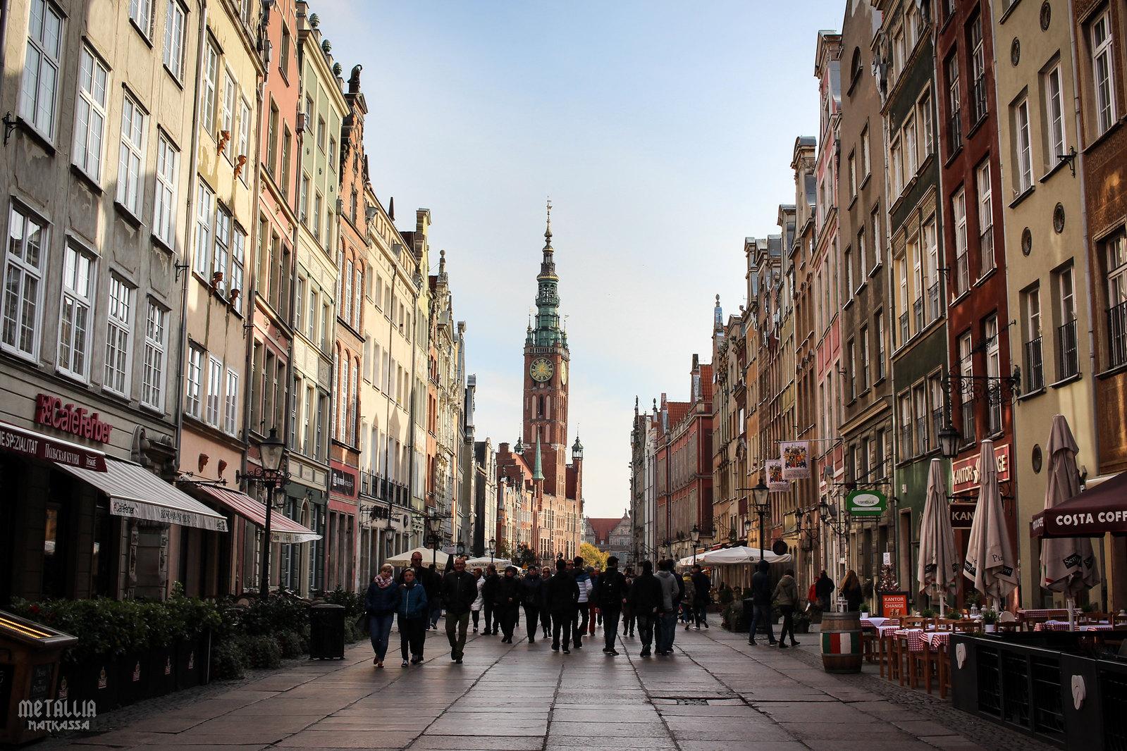 gdansk, gdanskin vanha kaupunki, gdansk old town, gdansk stare miasto