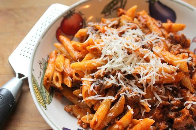 Barilla's Pronto On Pan No Boil No Drain Pasta - Penne