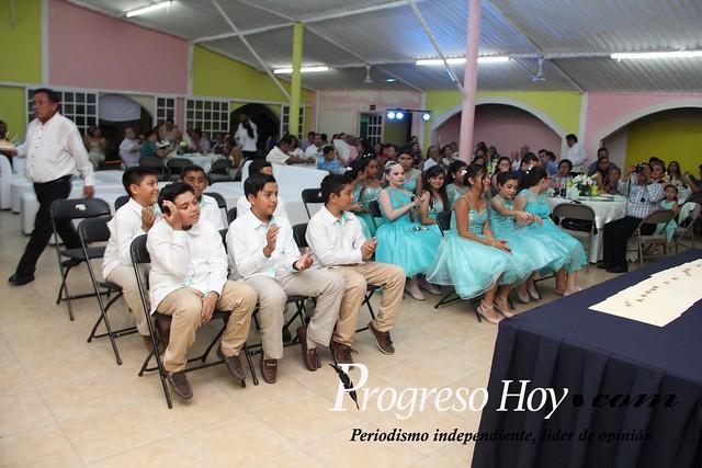 Fiesta de graduación Colegio Interactivo Progreso