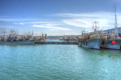 Port of Wakkanai on AUG 04, 2016 (3)