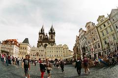 Staroměstské náměstí. Prague. Czech Republic