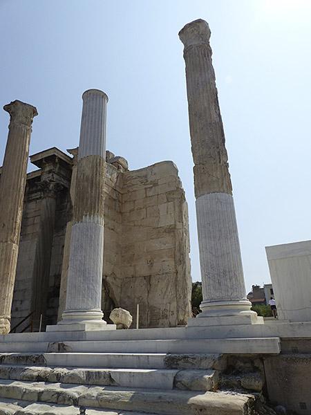 bibliothèque d'Hadrien 1