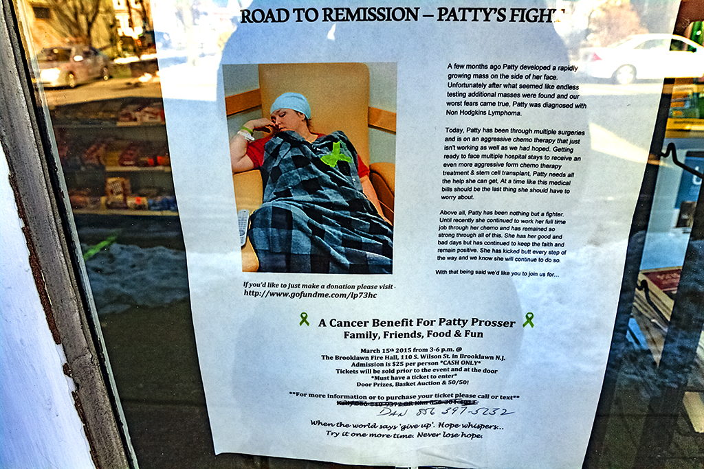 Fundraising-flyer-for-cancer-patient-Patty-Prosser--Collingswood