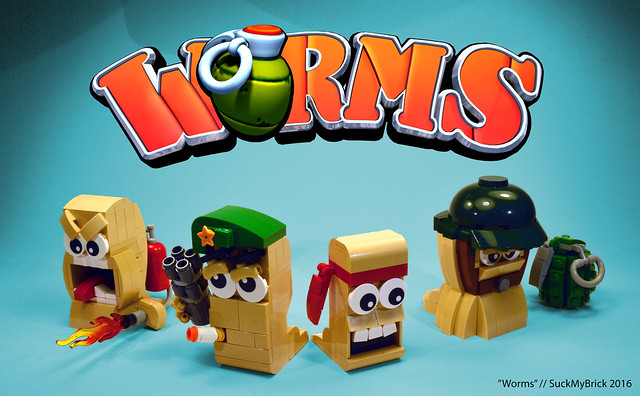 """Worms"""