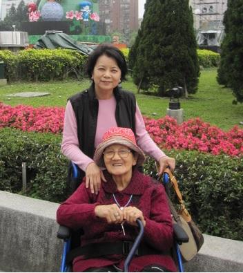 我們的母親沈光霞女士 / 王玉梅