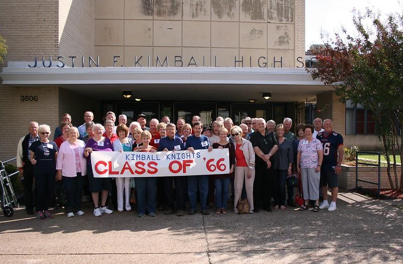 KHS' 66 50th Reunion