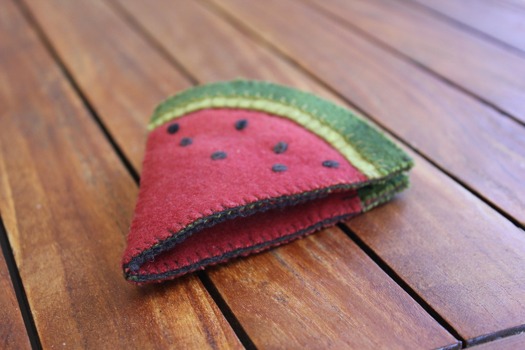 Melon Wedge Sewing Kit 2