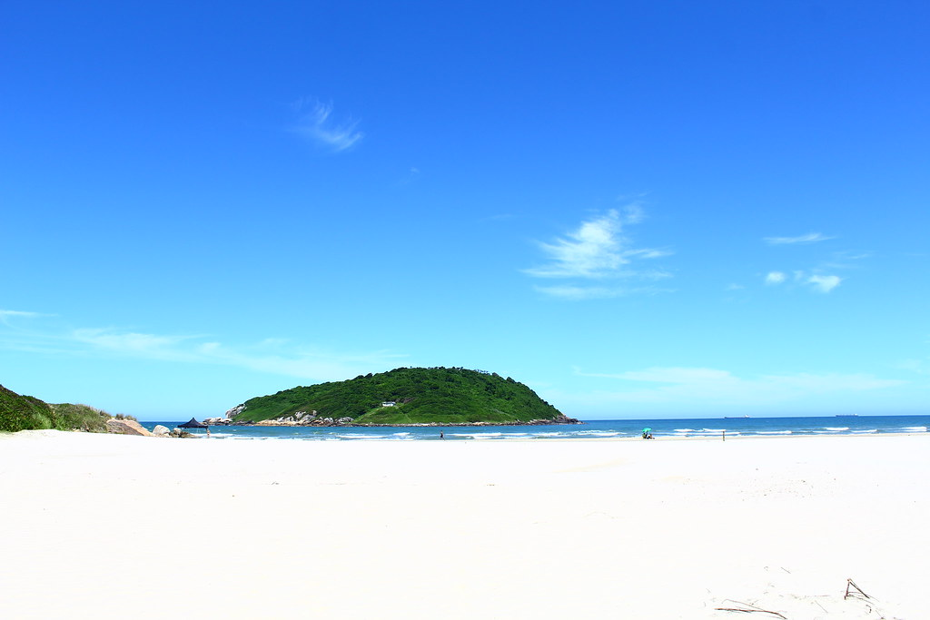 Praia do Rosa, Brasil