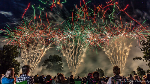 Firework Champions 2016 - Newby Hall by Dave Carter