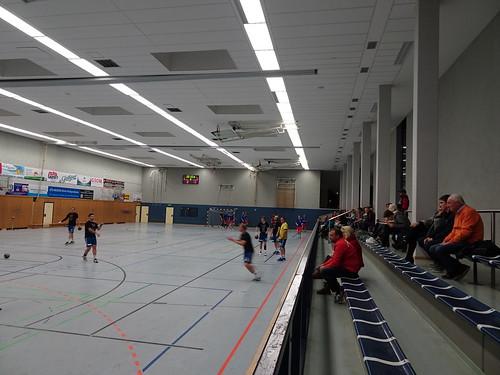 Bad Doberaner SV 90 II 24:23 HSG Uni Rostock