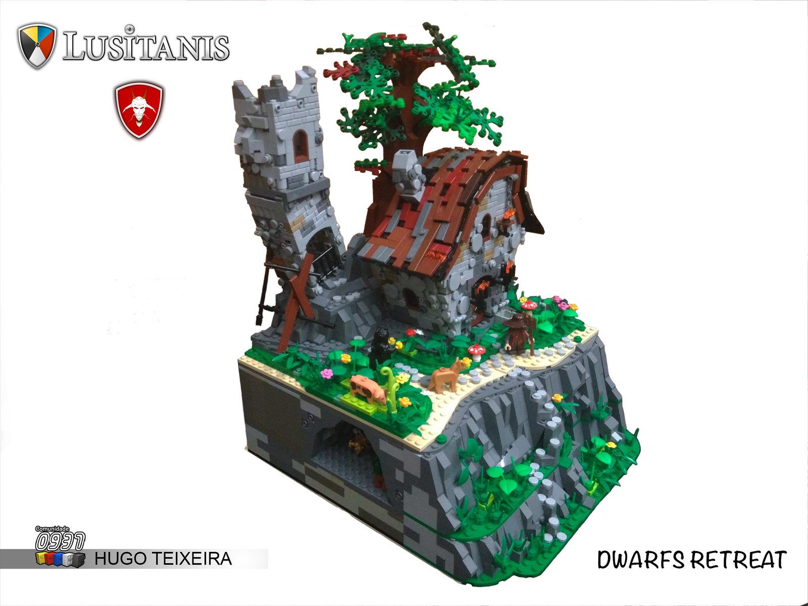 Dwarfs retreat 2