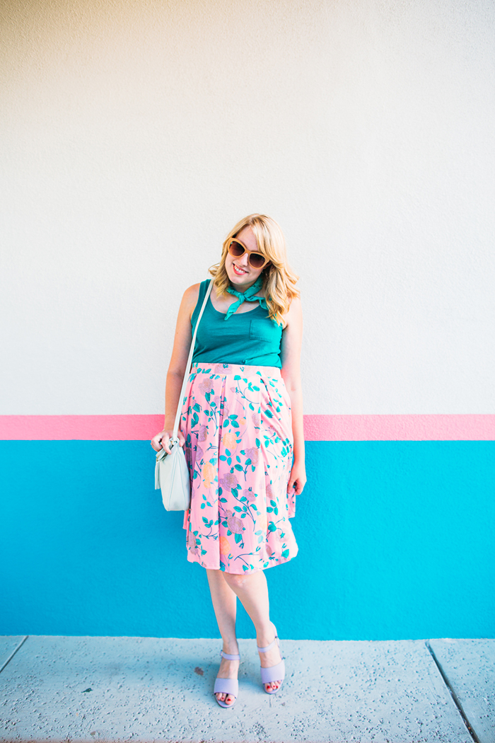 lularoe madison floral skirt7