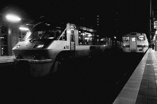 Miyazaki Station on DEC 17, 2014 (1)