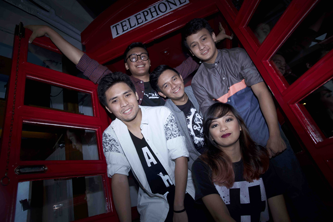 Greenwich #UltimateBandkada Season 2 Top 8 Finalists