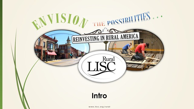 Intro to Rural LISC
