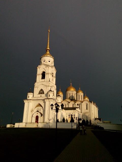 город Владимир | horoshogromko.ru
