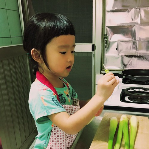 鹿姐廚藝教室之理菜篇:處理茭白筍