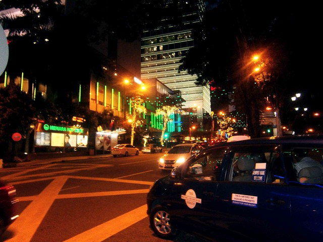 Night Time KL
