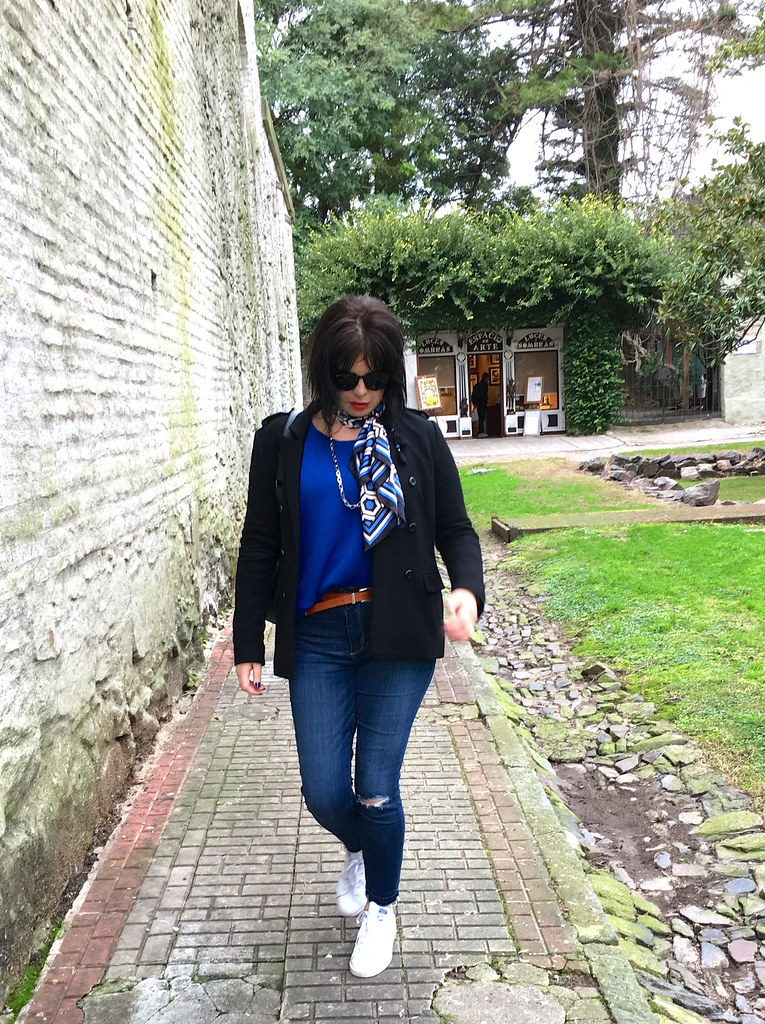 3 Outfit of the Day - Blues Black