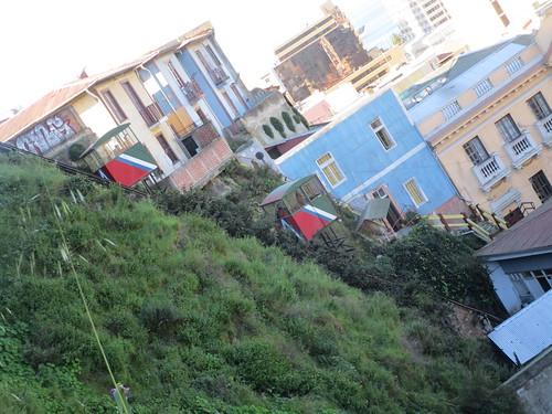 Paseo por los cerros Alegre y Concepción