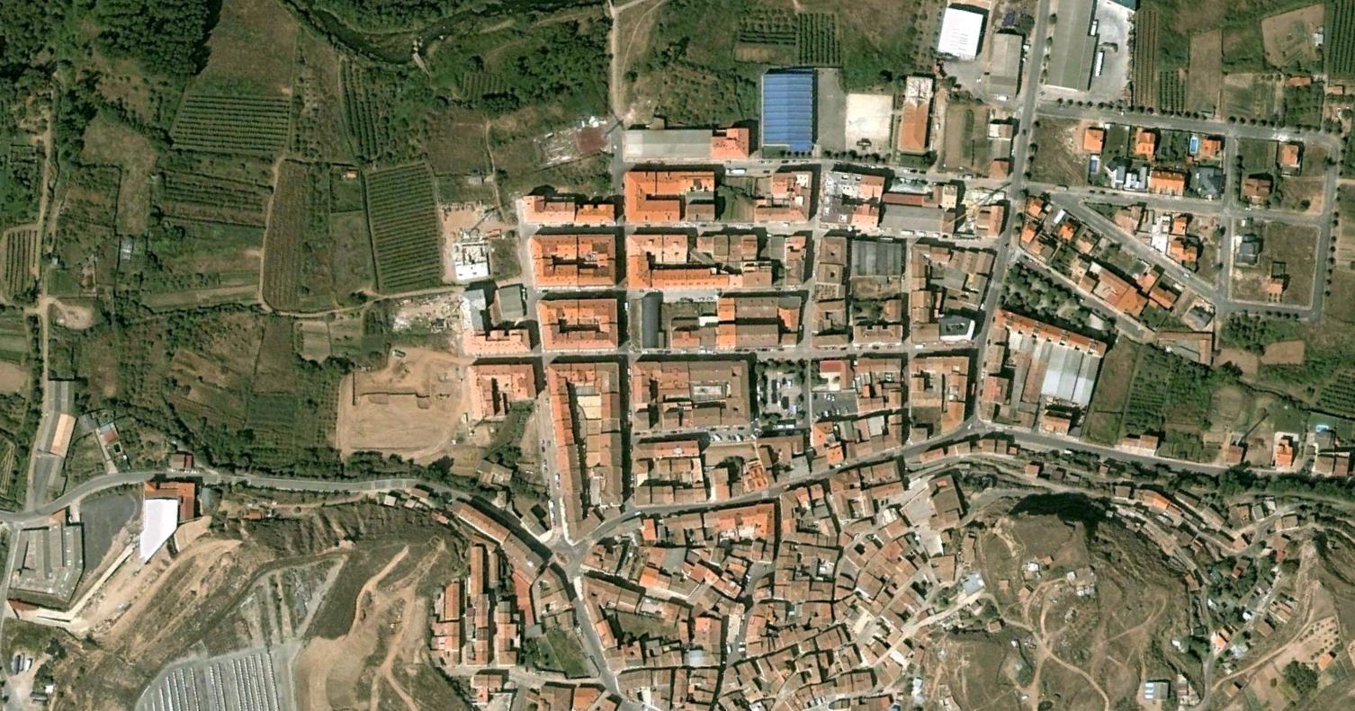 albelda de iregua, la rioja, pro evolution soccer 2007, antes, urbanismo, planeamiento, urbano, desastre, urbanístico, construcción