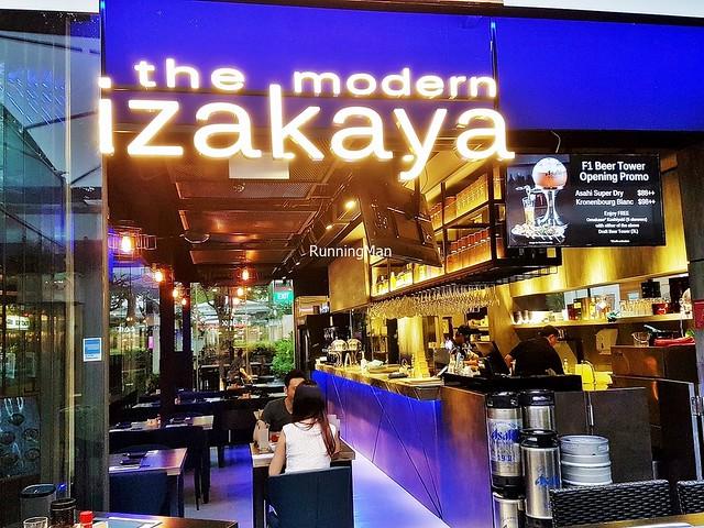 The Modern Izakaya Signage