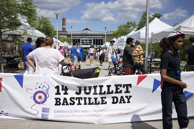 Toronto Bastille Day 2016