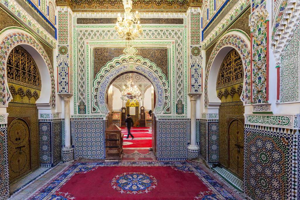 Moulay Idriss en Fez