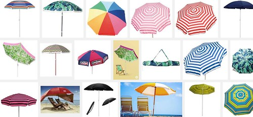BEACH UMBRELLAS FOR ALL