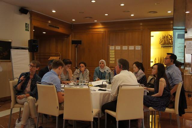 Metropolis Strategic Reflection Meeting July 2016