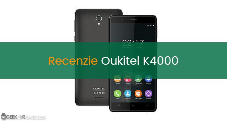 recenzie oukitel k4000