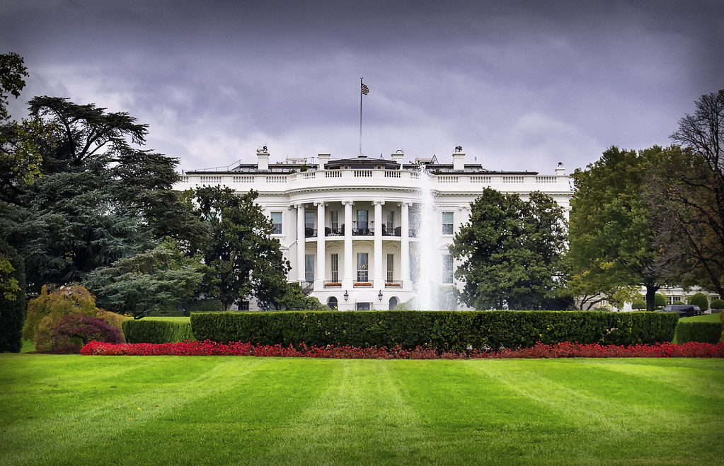 The White House. Photo: Diego Cambiaso, CC
