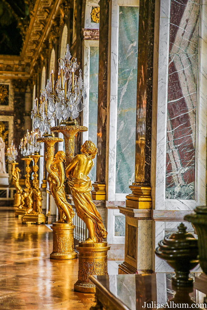 Palace of Versailles: Interior Apartments