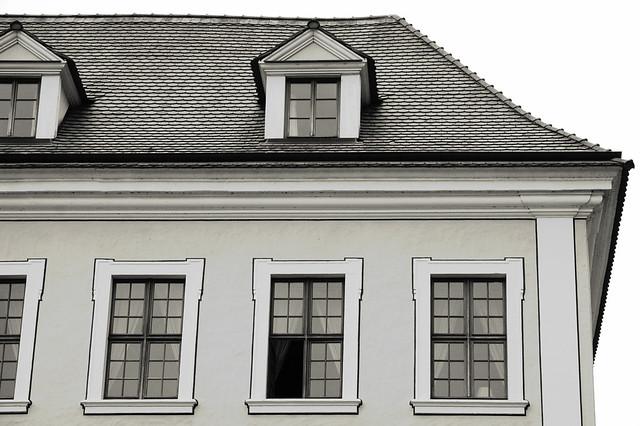 la fenêtre ouverte