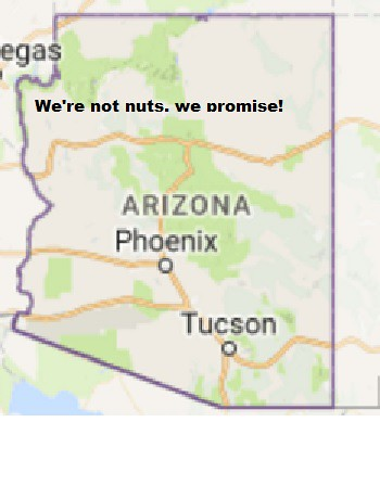 az we're not nuts