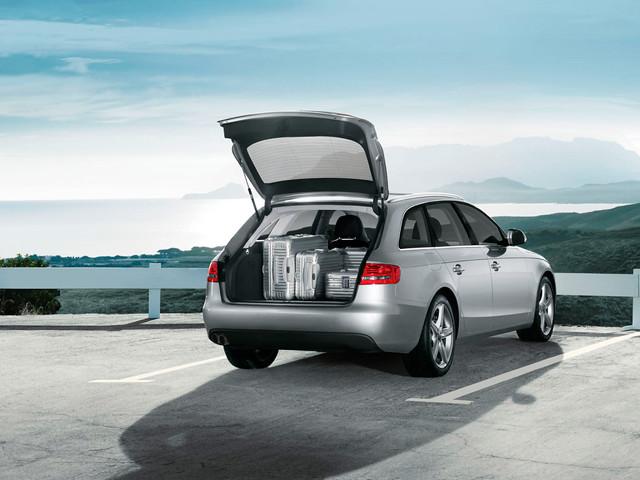 Универсал Audi A4 Avant Quattro B8. 2008 - 2011 годы