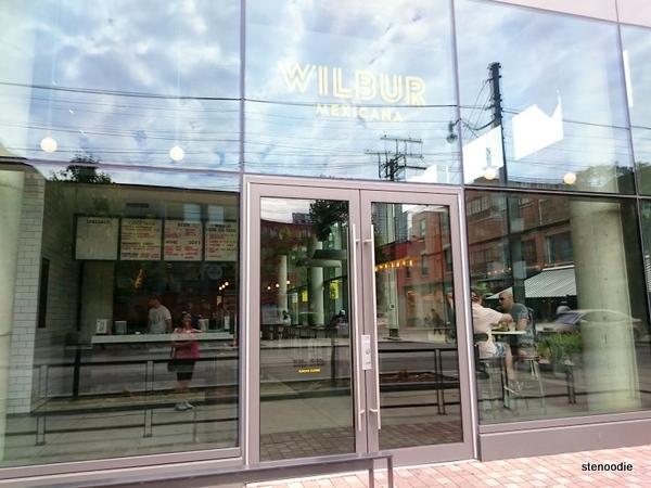 Wilbur Mexicana storefront